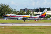 N917NN @ KMIA - No comment. - by Dave Turpie