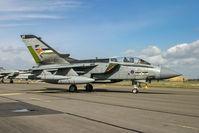 ZA543 @ EGXE - Panavia Tornado GR4 ZA543/FF 12 Sqd Leeming 29/3/08, special anniversary markings - by Grahame Wills