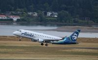 N186SY @ KPDX - ERJ 170-200 LR - by Mark Pasqualino