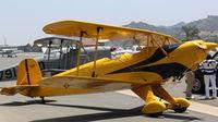 N1017U @ SZP - 1939 Bucker JUNGMANN, C.A.S.A. 1.131, Lycoming O-360 180 Hp upgrade - by Doug Robertson