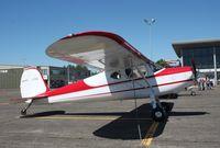 N89566 @ KSLE - Cessna 140