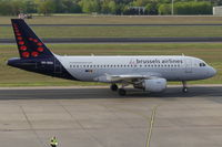 OO-SSA @ EDDT - Brussels Airlines - by Jan Buisman