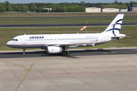 SX-DVN @ EDDT - Aegean Airlines - by Jan Buisman
