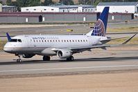 N128SY @ KBOI - Take off on RWY 10L. - by Gerald Howard