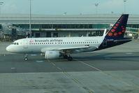 OO-SSR @ LKPR - Brussels Airlines - by Jan Buisman