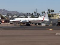 N580HW @ KPHX - Seen at Phoenix Sky Harbor International Airport