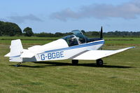 G-BGBE @ X3CX - Parked at Northrepps. - by Graham Reeve