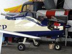 D-ENEP @ EDVH - Bölkow Bo 208A Junior at Hodenhagen airfield