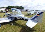 D-EXXL @ EDVH - WDFL Dallach D4 Fascination XL short wing at the 2018 OUV-Meeting at Hodenhagen airfield
