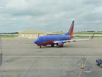 N7728D @ KMCI - Seen at Kansas City International Airport