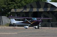 G-LOMN @ EGSX - North Weald - by AirbusA320