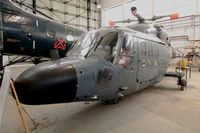 03 @ LFXR - Westland Lynx HAS.2(FN), Naval Aviation Museum, Rochefort-Soubise airport (LFXR) - by Yves-Q