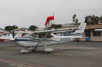 N10965 @ SZP - 2007 Cessna 182T SKYLANE, Lycoming IO-540-AB1A5 230 Hp - by Doug Robertson
