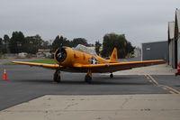 N11HP @ SZP - 1943 North American SNJ-5 TEXAN, P&W R-1340 600 Hp - by Doug Robertson