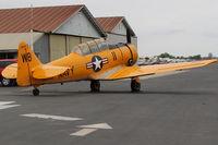 N11HP @ SZP - 1943 North American SNJ-5 TEXAN, Pratt & Whitney R-1340 600 Hp - by Doug Robertson