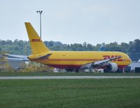 N792AX @ ILN - Boeing 767-200 variant - by Christian Maurer