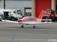G-GHZJ @ EGBJ - Parked at EGBJ - by Clive Pattle