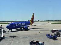 N7867A @ KMCI - Seen at Kansas City International Airport