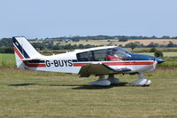 G-BUYS @ X3CX - Just landed at Northrepps. - by Graham Reeve