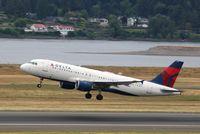 N371NW @ KPDX - Airbus A320
