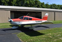N6009W @ I73 - Piper Cherokee 140 9th ever built - by Christian Maurer