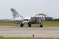 36 @ LFRJ - Dassault Rafale M, Taxiing to flight-line, Landivisiau Naval Air Base (LFRJ) Tiger Meet 2017 - by Yves-Q