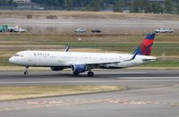 N305DN @ KPDX - Airbus A321-211 - by Mark Pasqualino