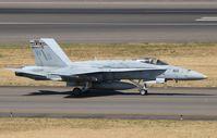 164715 @ KPDX - McDonnell Douglas F/A-18C