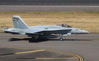 164701 @ KPDX - Mcdonnell Douglas F/A-18C