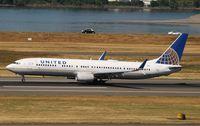 N77431 @ KPDX - Boeing 737-900ER - by Mark Pasqualino
