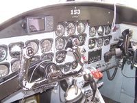 C-FMUM @ CYQT - Instrument panel; ACE Airshow Thunder Bay ON - by Leonard Merkoske