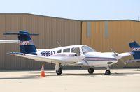 N686AT @ KCMA - Piper PA-44-180
