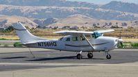 N756HQ @ LVK - Livermore Airport California 2018.
