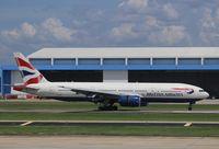 G-YMMC @ KTPA - Boeing 777-200 - by Mark Pasqualino