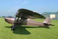 N95875 @ C55 - Taylorcraft BC-12D