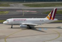 D-AGWM @ EDDL - Airbus A319-132 - 4U GWI Germanwings - 3839 - D-AGWM - 27.05.2016 - DUS - by Ralf Winter