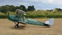 G-ANJD @ EGTH - x. G-ANJD at The Shuttleworth Collection July, 2018