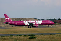 TF-WIN @ EKCH - TF-WIN taxing for takeoff rw 04R - by Erik Oxtorp