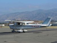 N1402F @ 1938 - Parked - by Canonman