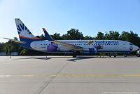 D-ASXG @ EDDK - Boeing 737-8CX(W) - XG SXD SunExpress Germany 'Home' livery - 32366 - D-ASXG - 04.06.2015 - CGN - by Ralf Winter