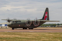 ZH887 @ EGVA - Taxiing after arrival, RIAT 2018 - by alanh