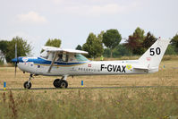 F-GVAX @ LFOR - Taxiing HTJP50 - by Romain Roux