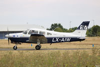 LX-AIW @ LFOR - Taxiing