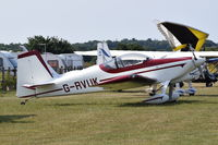 G-RVUK @ X3CX - Parked at Northrepps. - by Graham Reeve
