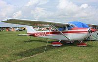 N78335 @ KOSH - Cessna 172K - by Mark Pasqualino