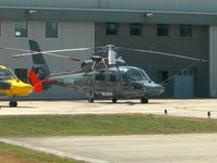 OO-NHD @ EBNH - Parked Noordzee Helicopters Vlaanderen