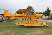 N1352C @ KOSH - Piper PA-18A-135
