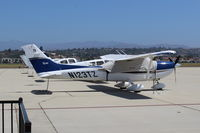 N123TZ @ CMA - 2004 Cessna 182T SKYLANE, Lycoming IO-540 230 Hp - by Doug Robertson