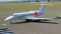 G-JAGA @ EDQD - Embraer EMB-505 Phenom 300 ,Bayreuth Airport - by flythomas