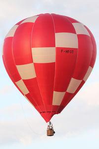 F-HFOT @ LFJY - at Chambley - by B777juju